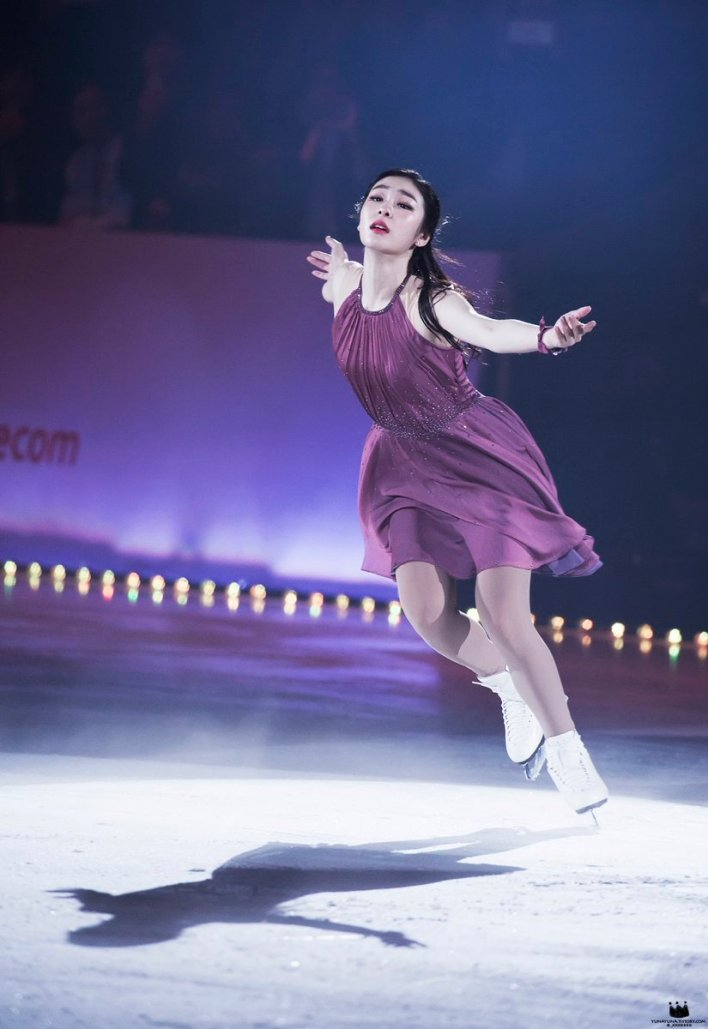 Image result for kim yuna site:twitter.com