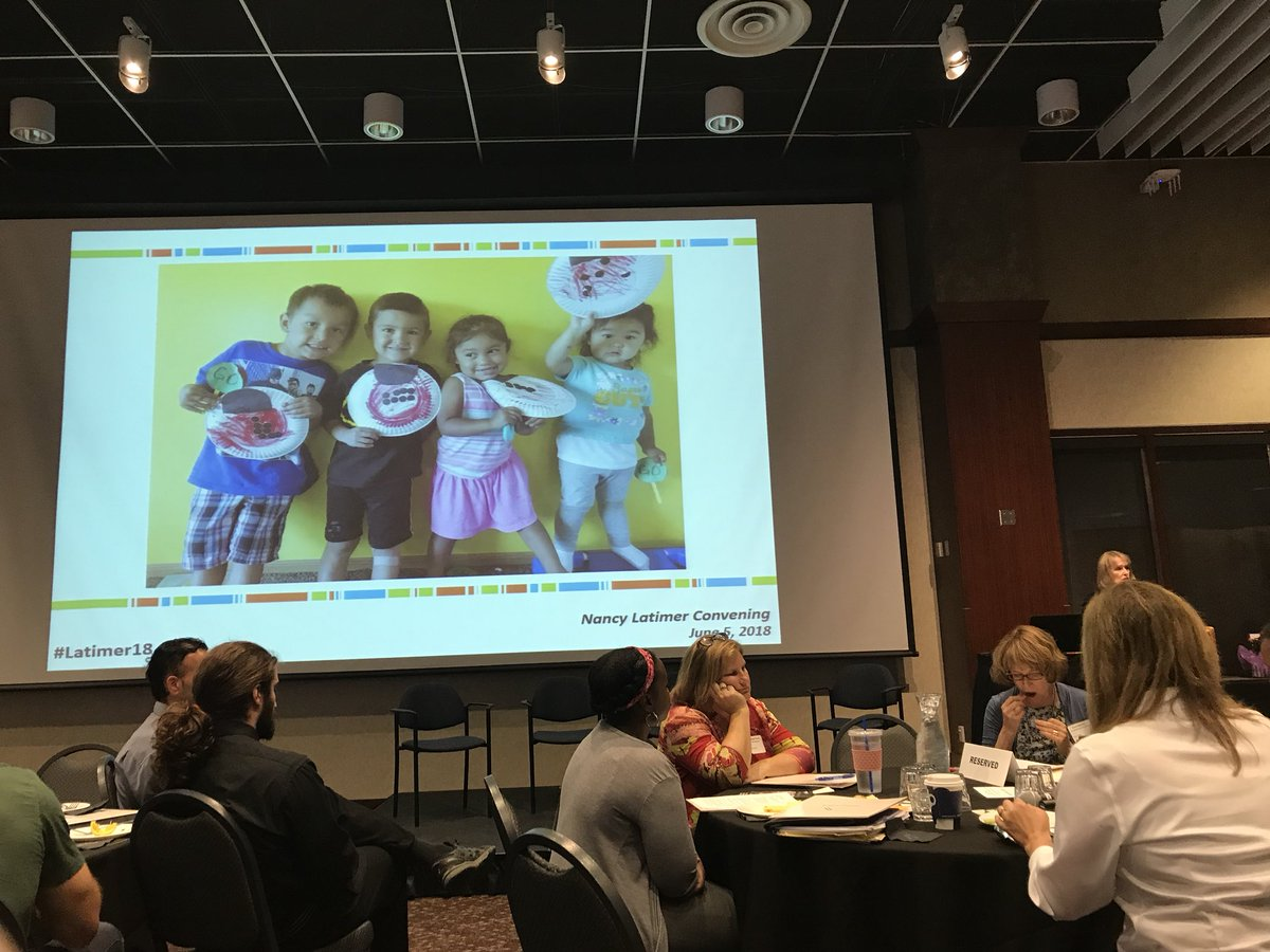test Twitter Media - RT @MedPedsChomilo: Excited to see so many MN #EarlyChildhood champions at the @StartEarly_MN #Latimer18 Convening! https://t.co/RrNcxO5Dt9
