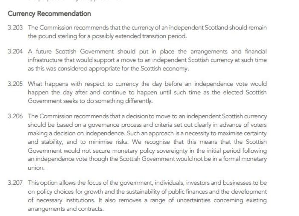 SNP's economic plan for independence means 'decade of ...