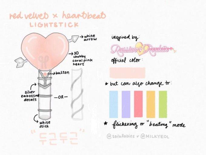 Does Red Velvet Have A Light Stick | Adiklight co