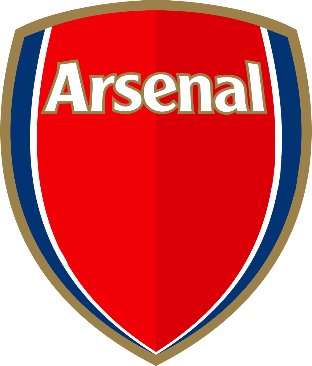 arsenal logo png hd
