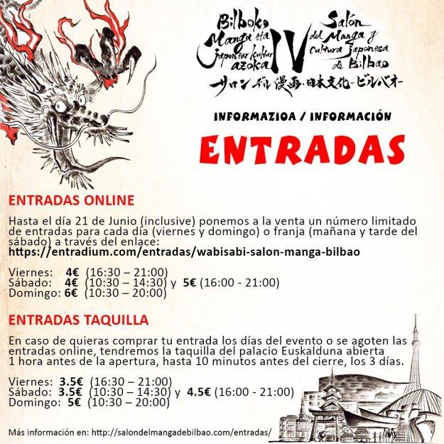 IV Salon del Manga y Cultura Japonesa de Bilbao
