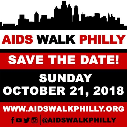 Image result for aids walk philly 2018
