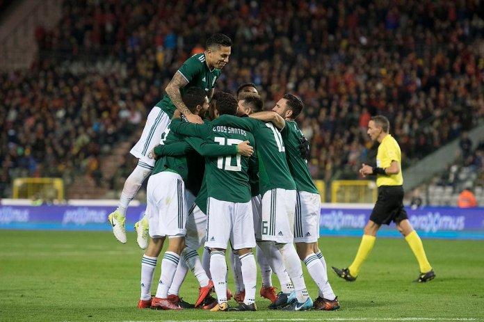 México vs Escocia en vivo