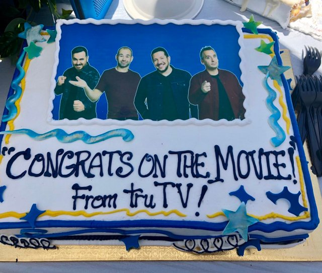 Murr On Twitter And Thats A Wrap On The Impractical Jokers