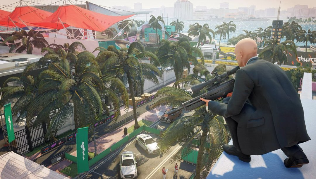 Hitman 2 screenshots