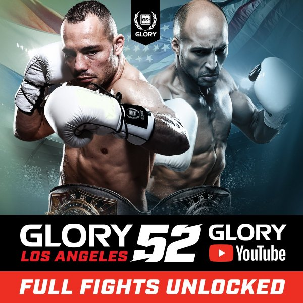 GLORY Kickboxing GLORYWS Twitter