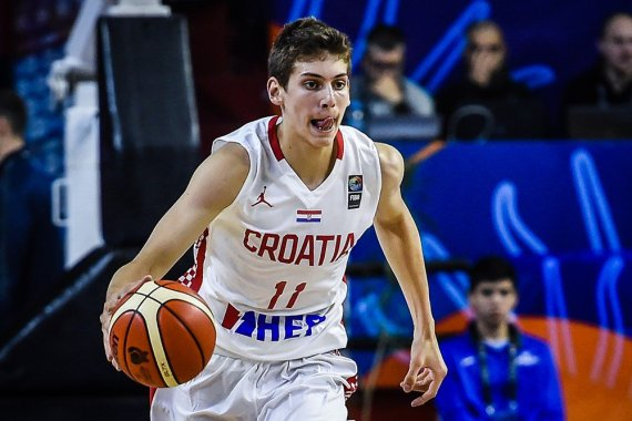 """David Hein on Twitter: """"2002-born Roko Prkacin added 10 points, seven  rebounds, four steals, three assists and three blocks for @CbfHks in a  97-75 win over Philippines at the #FIBAU17… https://t.co/iPAAjue8az"""""""