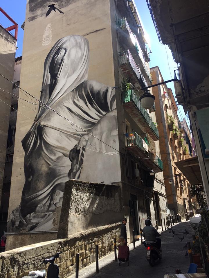Resultado de imagen de quartieri spagnoli pudizia