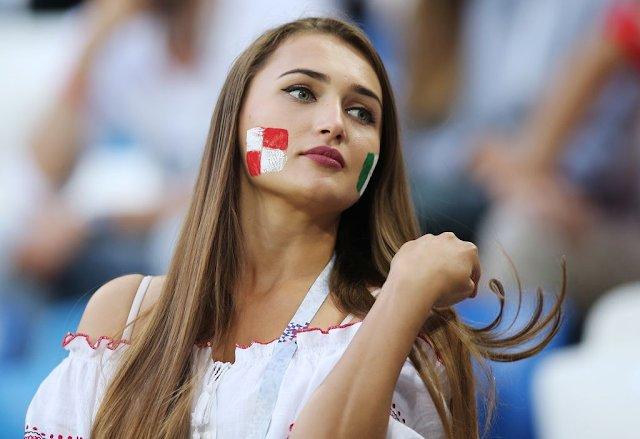 أجمل صور مشجعات كأس العالم 2018