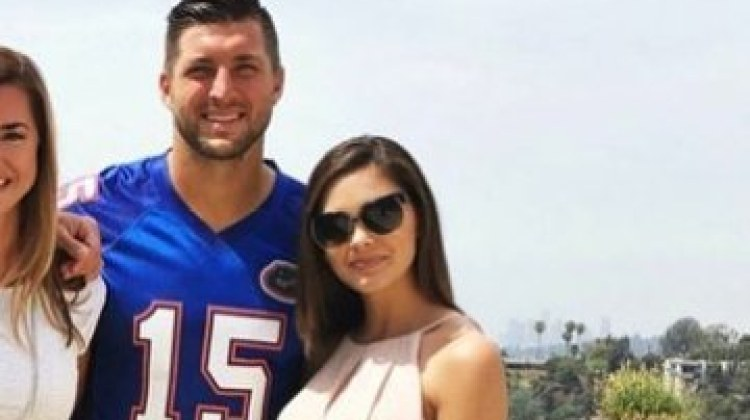 tim tebow dating
