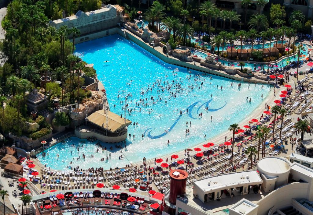 Access to the beach complex is limited to monday through. Mandalay Bay Resort On Twitter Don T Wait For The Weekend To Get Some Time Poolside Explore All Mandalay Bay Beach Has To Offer