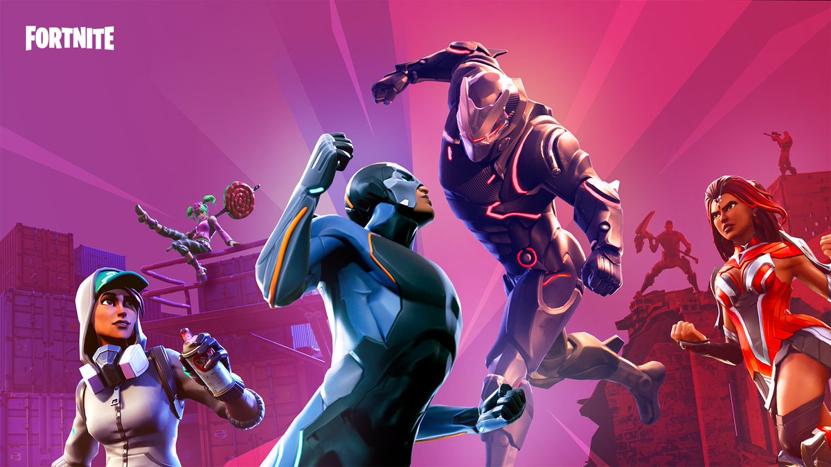 Fortnite on Twitter   Calling all heroes  Capture your jaw dropping     Fortnite on Twitter   Calling all heroes  Capture your jaw dropping moments  and enter our  FortniteBlockbuster contest for a chance to win a prize fit  for a