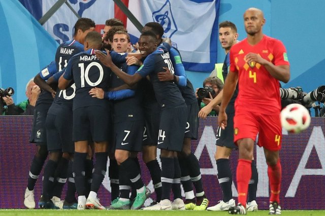 المنتخب الفرنسي إلى نهائي كأس العالم 26