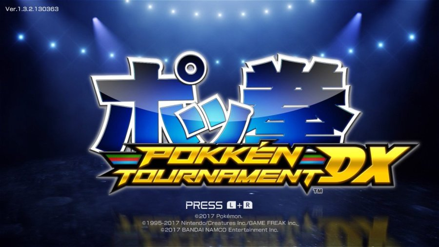 Pokkén Tournament DX Version