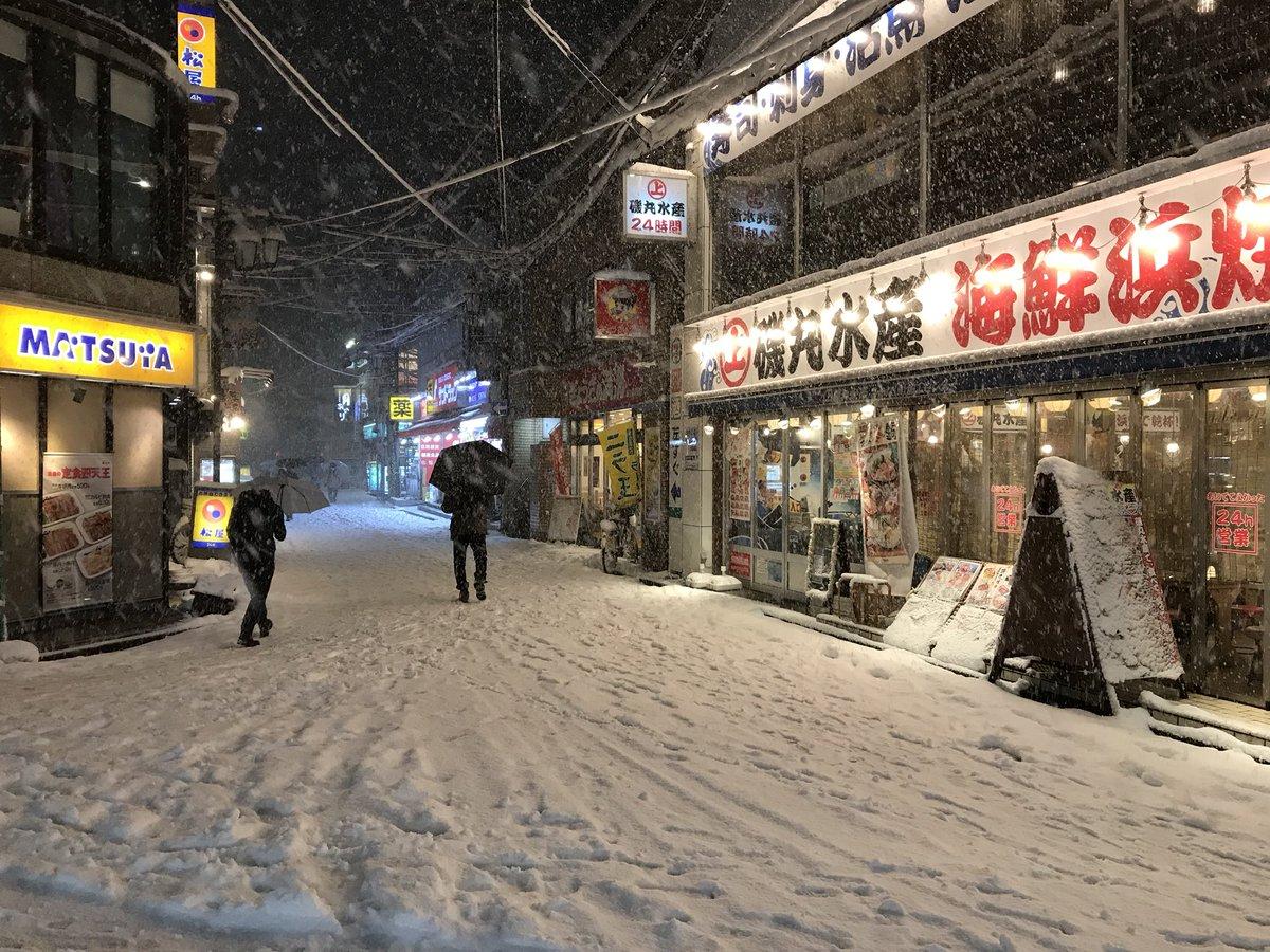 test ツイッターメディア - 東久留米駅なう  #暑いから冬の写真を上げて気分転換 https://t.co/izEeysGYR0