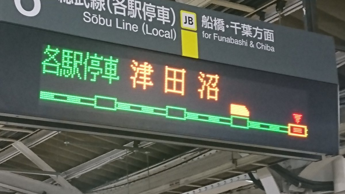 test ツイッターメディア - ウサミン星行き最終電車、京浜東北線遅れの影響で遅れてます。 https://t.co/iq2sLdDkxm