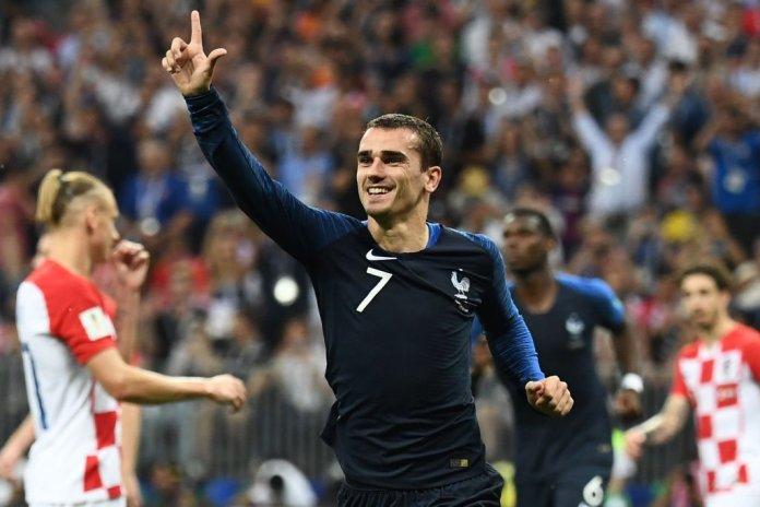 Goles de Francia vs Croacia (Final del Mundial)