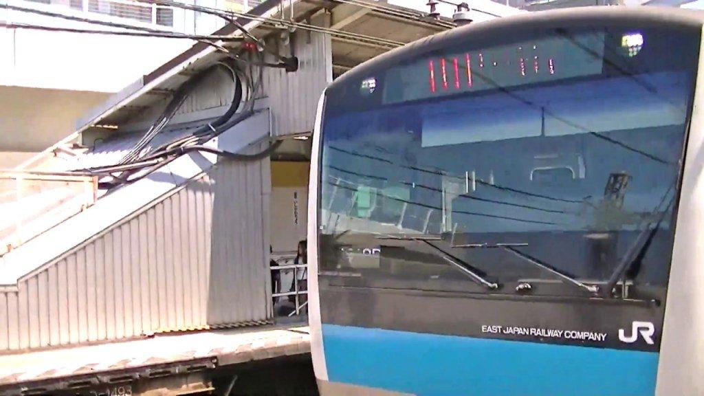 test ツイッターメディア - JR京浜東北線 E233系1000番台 到着 @石川町駅 (2018年07月15日(土) 130656) (JVC Everio GZ-HM280-N)[1080p] https://t.co/oZXMQ1K5le https://t.co/u7WCmUXSk5