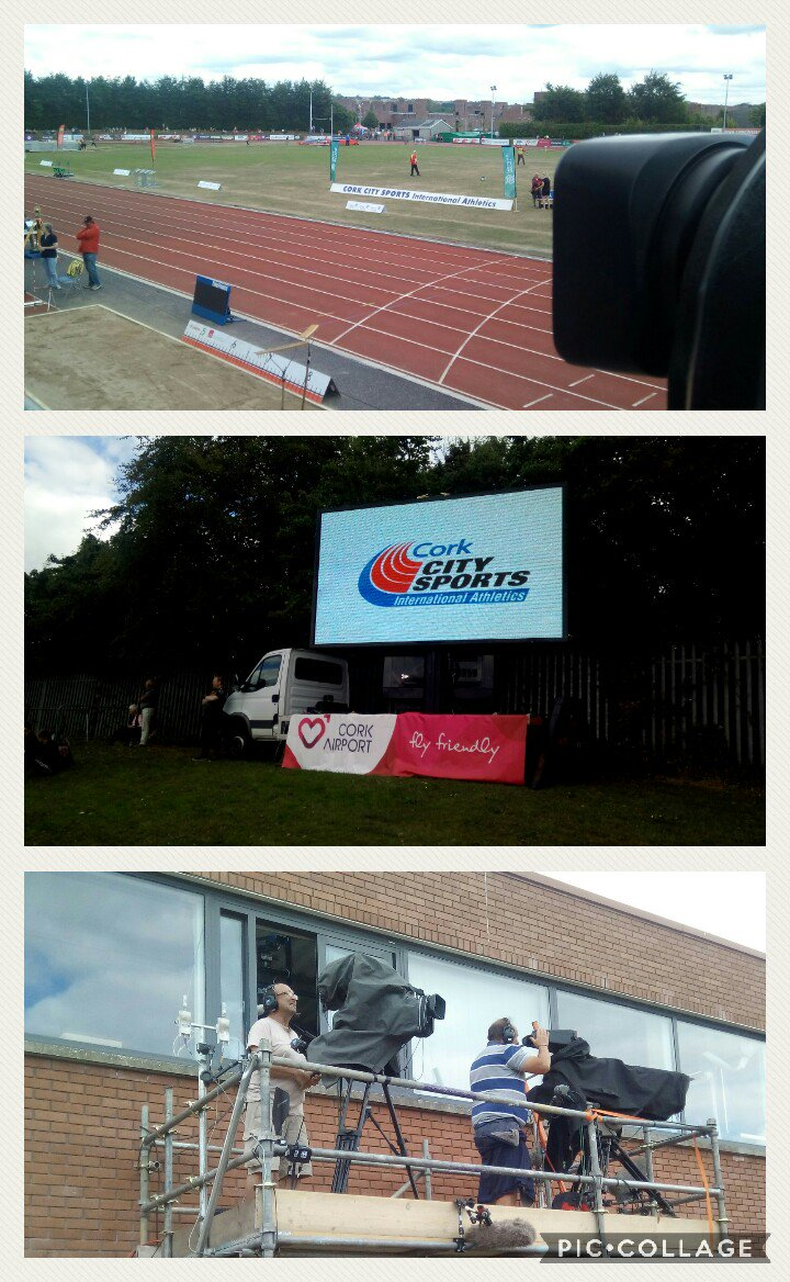 test Twitter Media - Its @CorkCitySports International Athletics Meet streaming live on their  YouTube and Facebook pages. Live on @SportTG4 from 7:15pm. https://t.co/DbDzPT3AjD