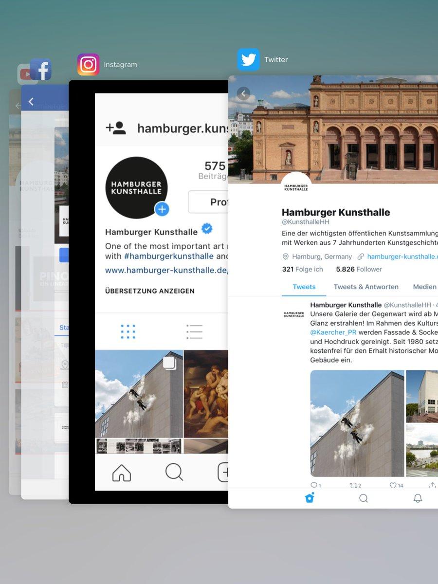 test Twitter Media - Die Hamburger Kunsthalle sucht ab sofort eine Studentische Hilfskraft im Bereich Kommunikation mit dem Schwerpunkt Online-Kommunikation. Bewerbungsfrist ist 26.7.2018. Weitere Infos unter https://t.co/4bIGA5iyts https://t.co/i843CeI6MH