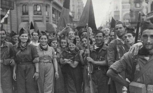test Twitter Media - En Barcelona, el anarquismo catalán lo peta con la CNT, saliendo a la calle y logrando un número considerable de fusiles tras asaltar diversos depósitos y establecimientos militares, incluyendo el buque-prisión Uruguay,anclado en el puerto de Barcelona. https://t.co/l15p6zY5cr