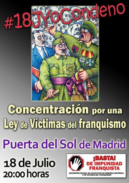 test Twitter Media - Hoy #18JYoCondeno a las 20h en Sol (Madrid) NO FALTES https://t.co/aXFyoSPBz9