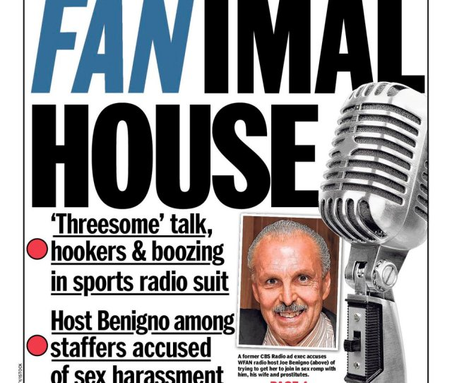 Stop The Presses Heres A Look At Thursdays New Front Page Wfan
