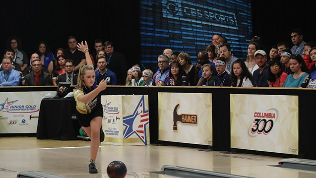 test Twitter Media - Spoiler Alert: The six champions of the 2018 Junior Gold Championships presented by @EboniteBowling were determined as the week-long tournament wrapped up. @CBSSportsNet will air all the finals starting with the U12 finals on July 24. https://t.co/zIopT7AKKz #JuniorGold18 https://t.co/YkGL2xm5Vt