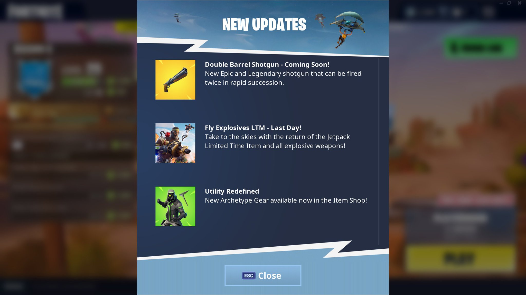 New Vehicles Fortnite