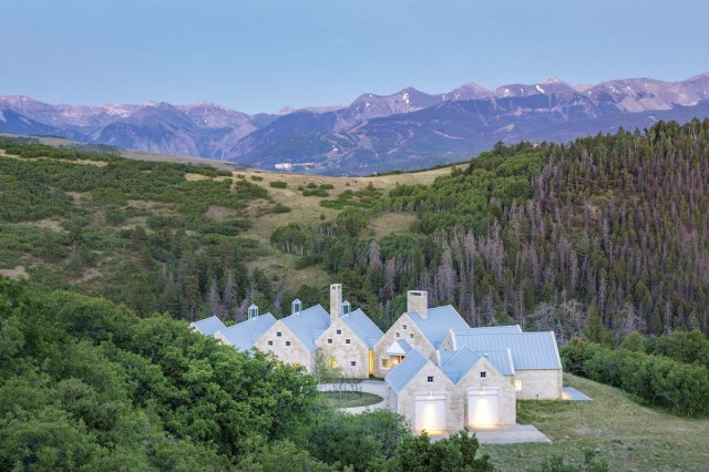 Minimalist home with jaw-dropping Rocky Mountain views asks $16.9M....