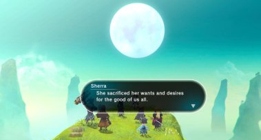 Lost Sphear Sacrifice