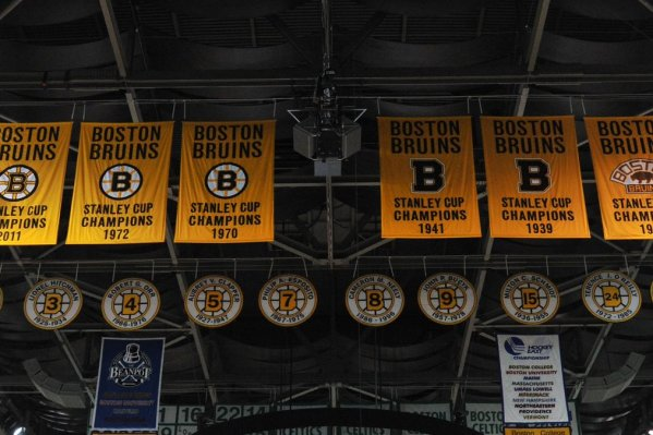 """Boston Bruins on Twitter: """"Rick Middleton's No. 16 will become the 11th  sweater honored by the #NHLBruins, joining: 2 -- Eddie Shore 3 -- Lionel  Hitchman 4 -- Bobby Orr 5 --"""