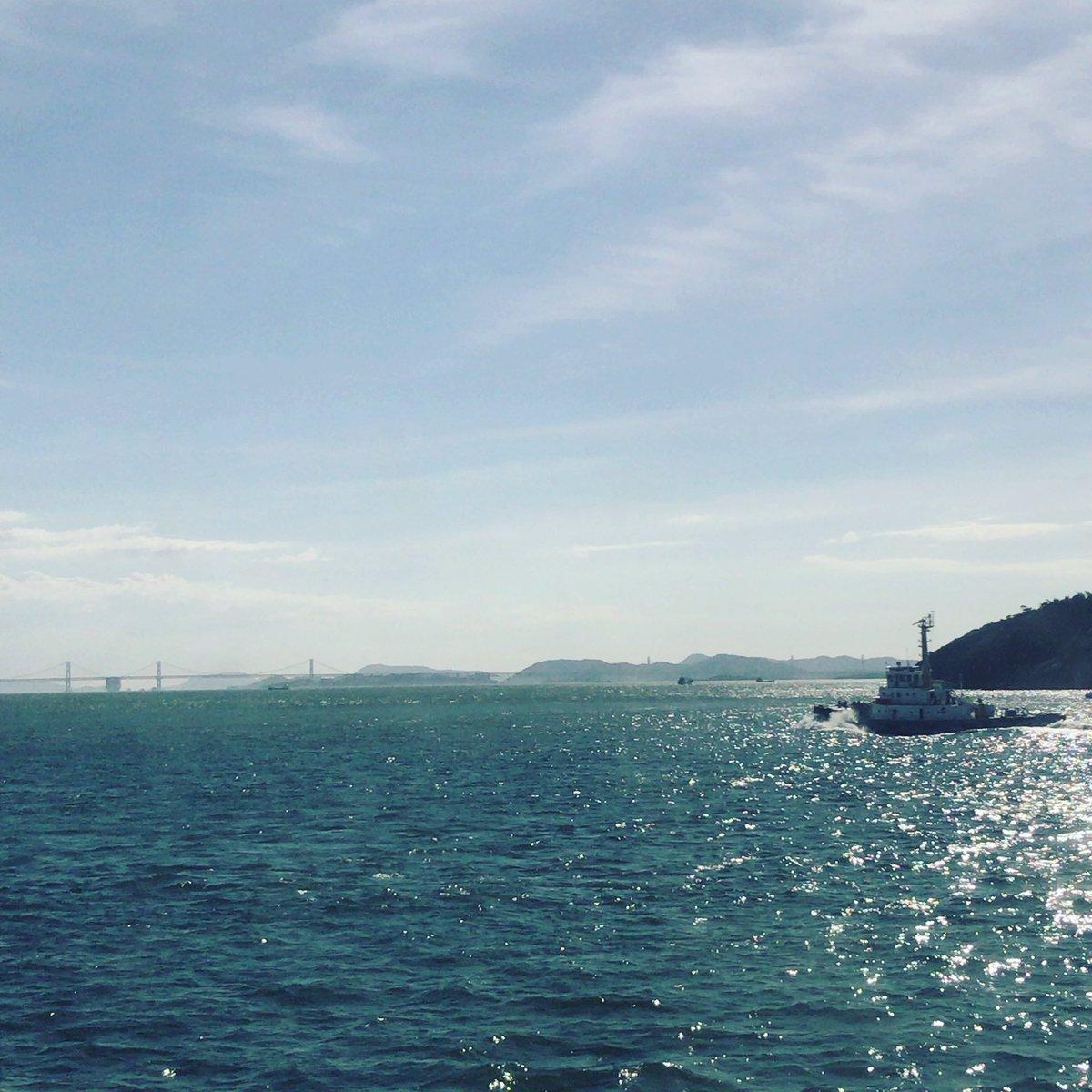 test ツイッターメディア - @STU48_member_ 海のそばで育った者としては、 穏やかな海の風景を見ると落ち着くんだよね☺️ 宇和島の辺り…法令によっては豊後水道の北部も瀬戸内海に含まれるみたいなので、ギリ瀬戸内かな😓  ではこちらも海を貼りたくなったので、 先日のさぬき高松まつりに行く際、フェリーから撮ったものを。 https://t.co/f27ZU4xvW7