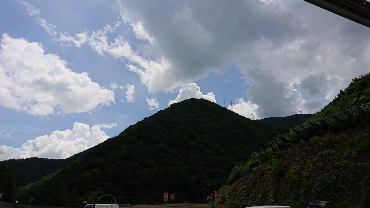 test ツイッターメディア - 岐阜県にやって来ました! 東海北陸道はつらいです。 https://t.co/xCxbEt5cLP