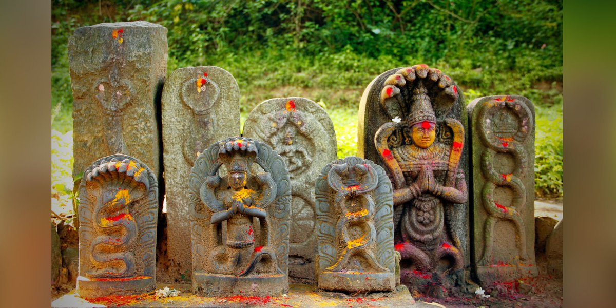 """Temple Connect Official on Twitter: """"🕉️Happy #NagaChaturthi 2018  👉Auspicious day to observe Naga Puja 👉Few celebrate in Sravana Masam &  few in Kartika Masam 👉Devotees pray Sanke Gods for well-being, longevity &"""