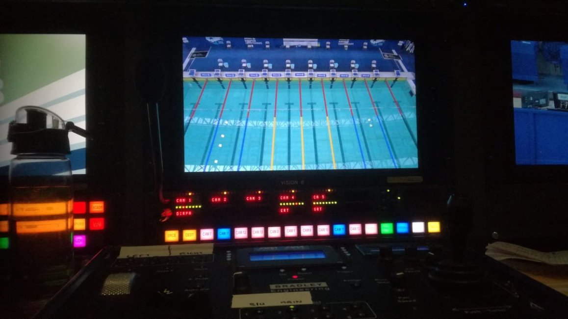 test Twitter Media - All ready for day 4 of the @Paraswimming European Championships @ParalympicsIRE @AllianzIreland @swimireland @olympiccouncil  #Dublin2018 @nacdublin https://t.co/ai5dNpK6pq