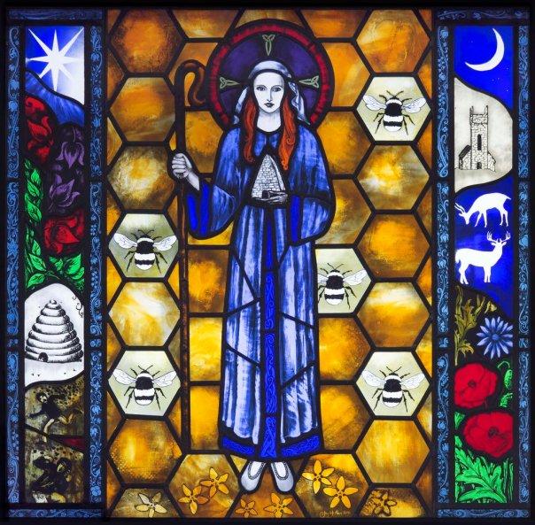 Image result for St. Gobnait