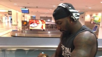 Dez Bryant's In Cleveland To Sign On The Dotted Line