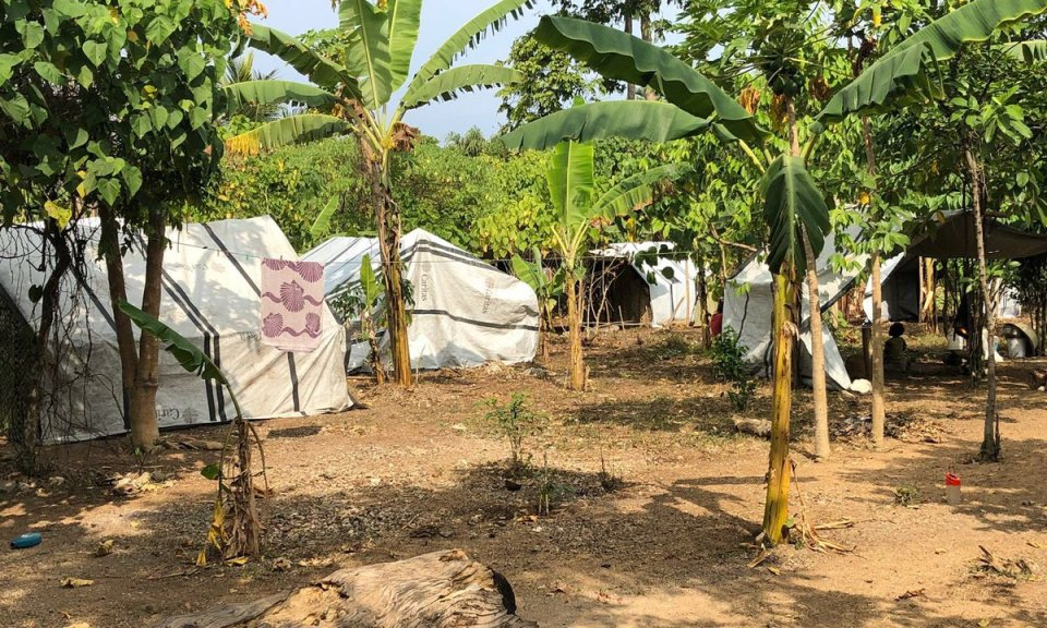 Update from #Vanuatu After #Ambae evacuated there are over 3,000 people living in make-shift campsites on #Santo island with little access to food,…