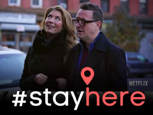 Image result for stay here netflix pics