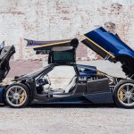 Jamesedition On Twitter Mecum Is Heading To Monterey Tomorrow The Mecum Auction Company Is The World Leader Of Collector Cars And This Unique 2014 Pagani Huayra Twin Turbocharged 6 0l 720 Hp Proves It Don T