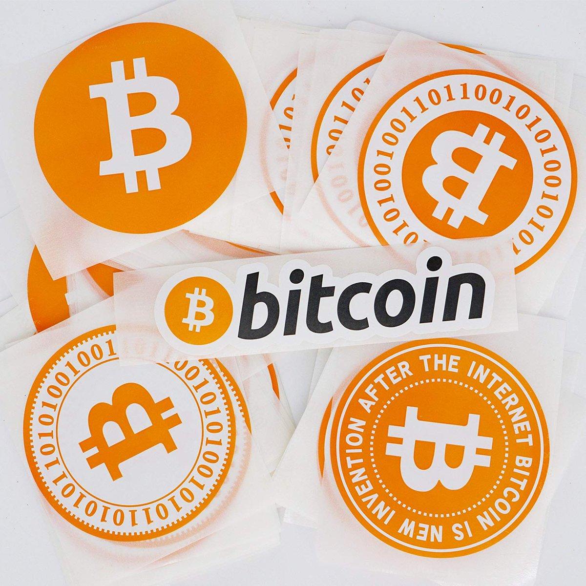 test ツイッターメディア - ビットコイン シール 5種類セット#ビットコイン #Bitcoin #BTC #シール #暗号通貨https://t.co/cOxmcF7Mga … https://t.co/1pOAigeEu7