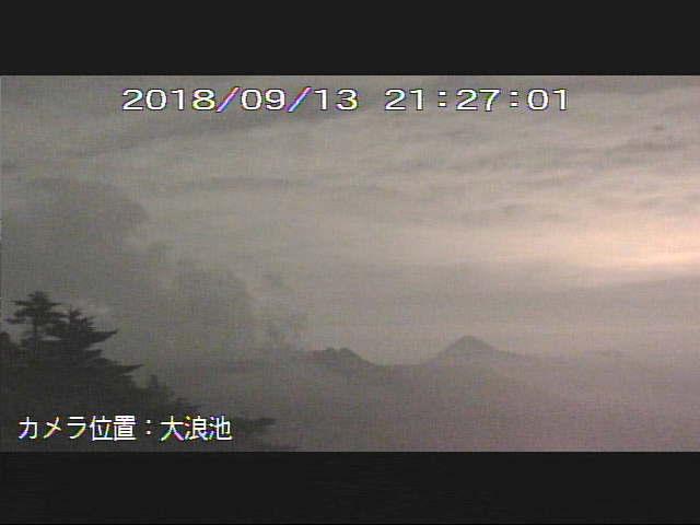 test ツイッターメディア - 新燃岳が見えてきた。 https://t.co/TCDFgr3h9P