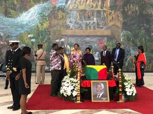 Picture result for Former UN Secretary-General Kofi Annan laid to rest