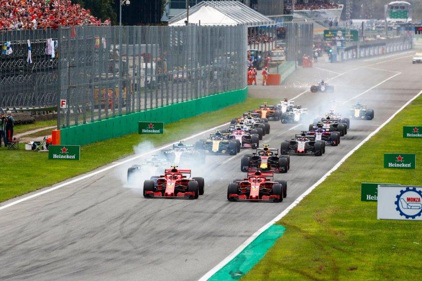 Sintesi GP Italia