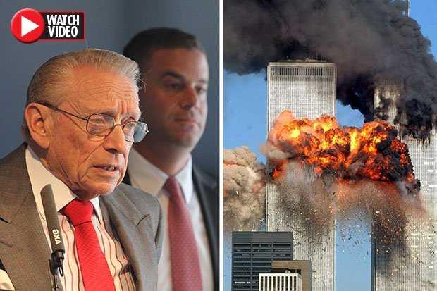 9/11 branded 'insurance SCAM' as World Trade Centre owner pocketed £3billion...