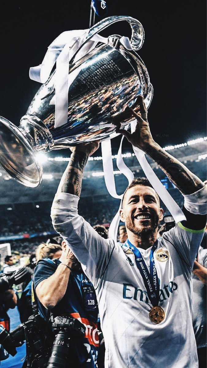 """JDesign on Twitter: """"Real Madrid   Sergio Ramos #Wallpaper #Header #FIFPro  #TheBest #FIFAFootballAwards  … """""""