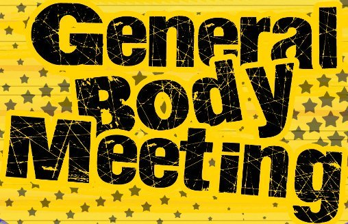 General Body Monthly Chapter Meeting - Tampa Bay National