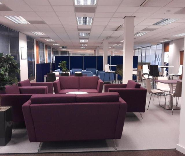 Harlequin Office Furniture On Twitter Fantastic Breakout Space Created For One Of Our Top Clients